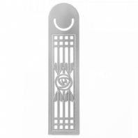 Mackintosh Rose & Spear Bookmark